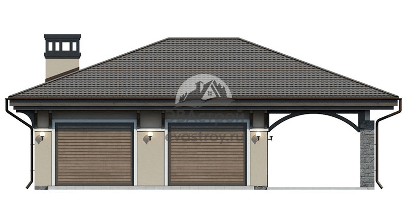 Гаражи на 2 машины проекты фото екатеринбург железные гаражи