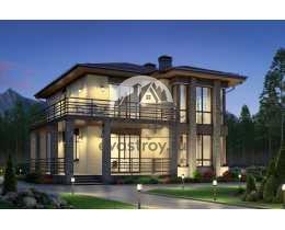 современное техника строительство жилого дома